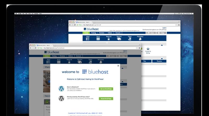 Hosting:  Optimized for WordPress